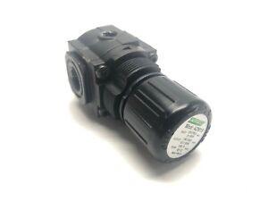 Speedaire 4ZM15 Regulator Valve 300 PSIG 21 BAR Input 150 PSIG 10.3 BAR Output
