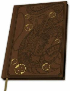 Notebook Dragon Ball Z Shenron Premium A5 Notebook ABYstyle