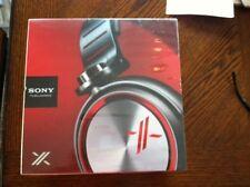 Sony MDR-X10 Stereo Headphones. Red. Brand New. Very Nice.