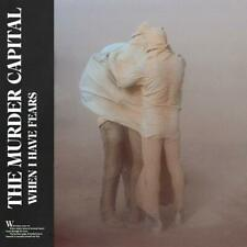 THE MURDER CAPITAL WHEN I HAVE FEARS VINYL LP (Released 16/8/2019)