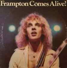 PETER FRAMPTON - Frampton Comes Alive! (LP) (G-VG/G)