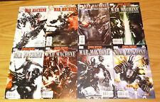 War Machine #1-12 VF/NM complete series - iron man spin-off - greg pak set lot
