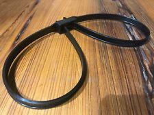-Lot of 10- Safariland Monadnock Zip Tie Double Hand Cuff Restraints Handcuffs