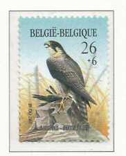 [152685] TB||**/Mnh || - [2246] Belgique 1987, environnement, animaux, oiseau, r