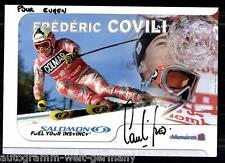 Frederic Covili Top AK ORIG. Sign. +71321 + a 65649