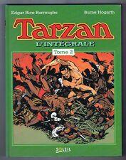 TARZAN l'intégrale tome 2. Soleil 1993 - HOGARTH