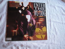 Enter The Wu-Tang Clan (36 Chambers) sealed Simply 180g