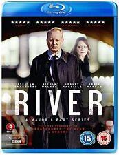 River The Complete Series 5027035013701 With Stellan Skarsgård Blu-ray