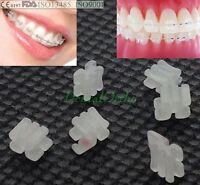 2 Kit Ceramic Brace Roth 022 Dental Orthodontic 3 w/Hook Buccal Tube Archwire