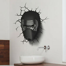 US Seller 3D Star Wars Removable Vinyl Quote DIY Wall Sticker Room Decor WXF