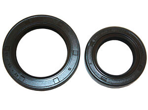 PEUGEOT 206 / 207 5 SPEED GEARBOX DIFF / DRIVESHAFT OIL SEALS PAIR