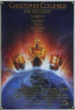 CHRISTOPHER COLUMBUS: THE DISCOVERY DS ROLLED ORIG 1SH MOVIE POSTER (1992)