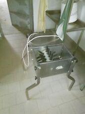 Spennapolli acciaio inox, 24 dita, ottime condizioni