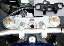 Superbike Lenker Umbau-Kit KOMPLETT Yamaha YZF-R1, YZFR1 RN09 Baujahr 2002-2003
