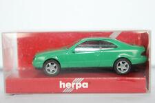 Mercedes Benz CLK Klasse  C208  Herpa  1:87  grün