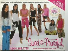 Winter 2008 SWEET AND POWERFUL Dance & Activewear Catalog  (14)