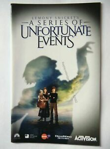 52482 Instruction Booklet - Lemony Snicket's A Series Of Unfortunate Events