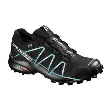 Salomon Speedcross 4 GTX Women schwarz/blau - Damen Trail-Runningschuhe 383187