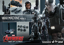 Hot Toys Diecast MMS290 D10 Avengers 2 Age of Ultron AOU War Machine Mark II