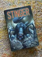 Stinger Robert McCammon Subterranean Press Signed Limited Edition Book