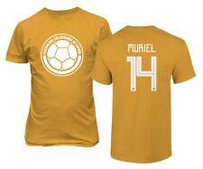 National Soccer 2021 Colombia #14 Fernando MURIEL Copa America T-Shirt