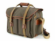 Billingham 445 Camera / DSLR Bag in Sage Green with Tan Trim (UK) BNIP