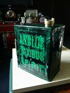 Anglos taxibus Petrol Can.....old...