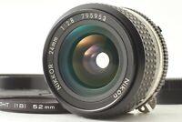 【Near Mint+++】 Nikon Nikkor Ai-s 24mm F/2.4 Ais MF Lens From Japan