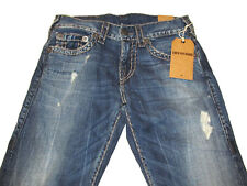 NWT True Religion Geno Relaxed Slim 28W X 34L Men's Jeans MJ19NRX2 $358 MSRP