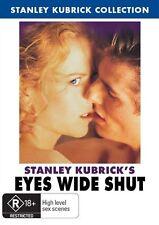Eyes Wide Shut (DVD, 2017)