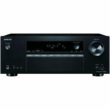 Onkyo 5.2-Channel A/V Receiver with 4 x HDMI Front USB Bluetooth *TXSR373