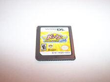 Kirby Super Star Ultra Superstar (Nintendo DS) Lite DSi XL 3DS 2DS Game