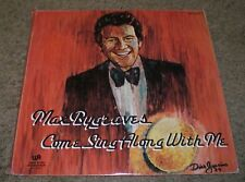 Come Sing Along With Me Max Bygraves~RARE 4 LP Easy Listening Lounge Vocal Comp