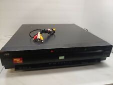 * Jvc Xv-F80Bk 7-Disc Carousel Dvd Cd Player Changer Yested and Working Great!