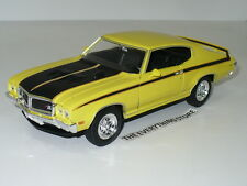 Welly 70 Buick Gsx Hard Top 1:24 Yellow Free Ship