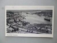 Ansichtskarte Ostseeheilbad Travemünde Luftbild 1958 (Nr.611)