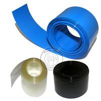 Flat Width 200MM, Round diameter 127MM PVC Heat Shrink Tubing Wrap (3 Color)