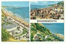 Bournemouth, Durley Chine postcard 1968 *