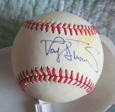DARRYL STRAWBERRY  Mets Dodgers - SIGNED baseball Official NATIONAL League Ball