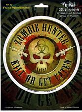 ZOMBIE HUNTER--KILL OR BE EATED #JA521
