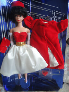 Mattel 1997 Silken Flame Barbie (1962 Fashion & Doll Reproduction) Collector Ed