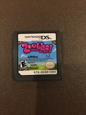 Zoobles Spring to Life (Nintendo DS, 2011)