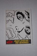 Terrified Woman Sketch Card-Topps Mars Attacks Revenge-Dennis Gortakowski-1/1