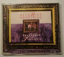 DEEP BLUE SOMETHING - BREAKFAST AT TIFFANY`S 3 TRACK EU MAXI CD SUPER HIT 1995