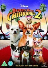 DISNEY -  Beverly Hills Chihuahua 2 [DVD-2011, 1 Disc) Region 2*****