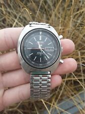 Vintage JDM Seiko speedtimer. 7017 6010. February of 1971.