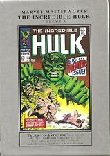 MARVEL MASTERWORKS INCREDIBLE HULK VOL.3,NEW-MARVEL ENTERPRISES (2006)