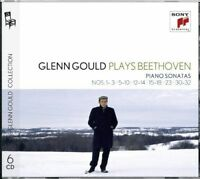 Glenn Gould - Plays Beethoven: Piano Sonatas Nos. 1- Neu 6xCD's