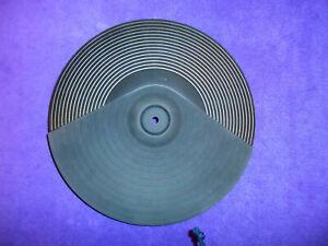 "E-Drums  Cymbalpad Liquid 12""=30,5 cm wie neu"