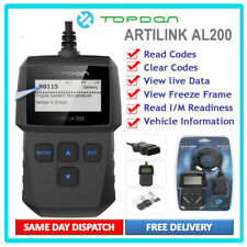 Automotive OBD Code Reader OBD2 Scanner Car Auto Fault Diagnostic Tool Analysis